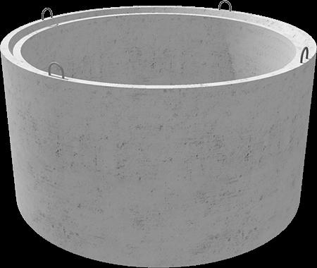 ЖБ кольцо с замком